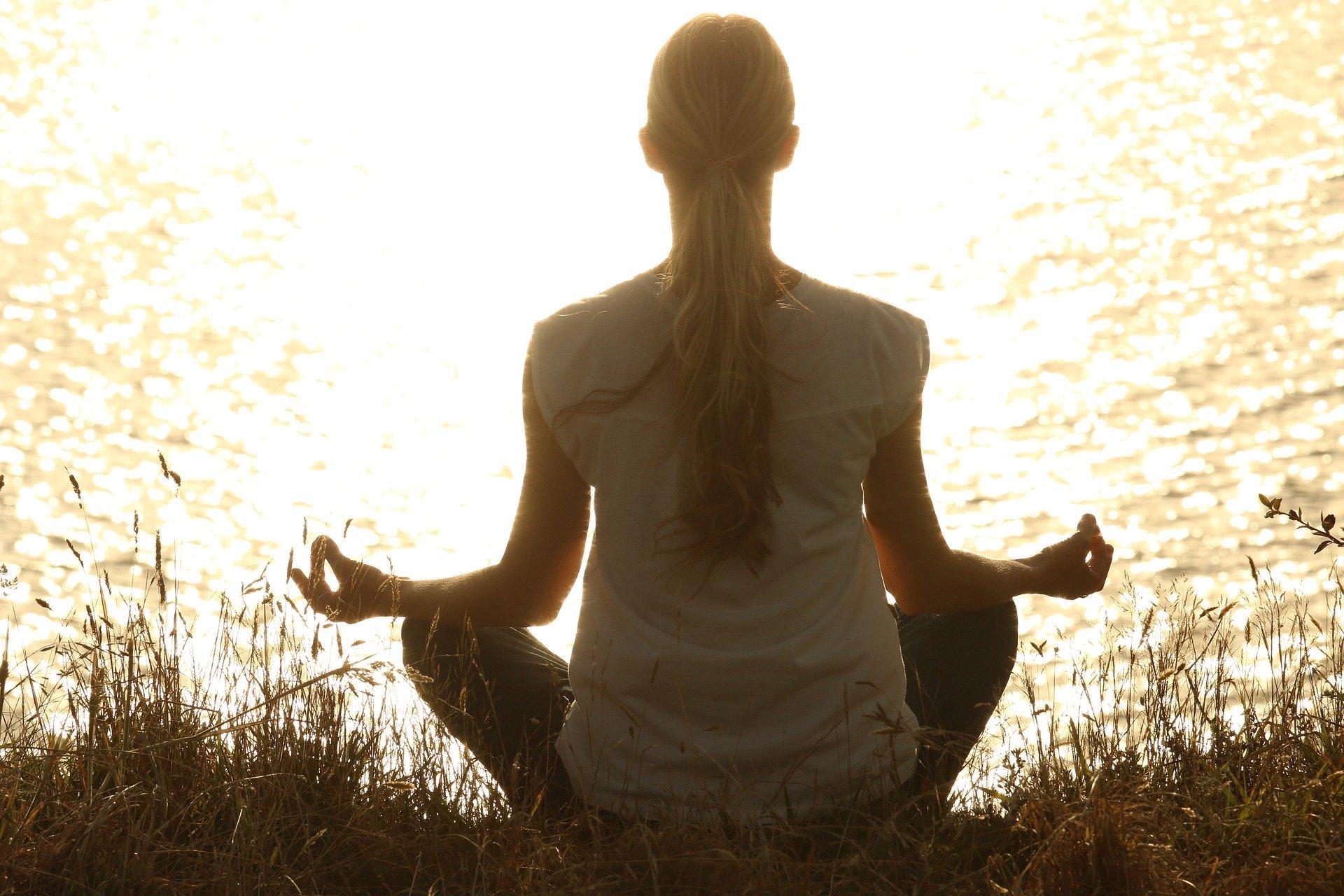 Helpt yoga bij Burn-0ut en stress